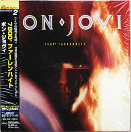 JAPAN MINI-LP CARDBOARD SLEEVE
