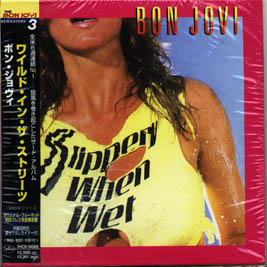 JAPAN MINI-LP ORGINAL COVER CARDBOARD SLEEVE