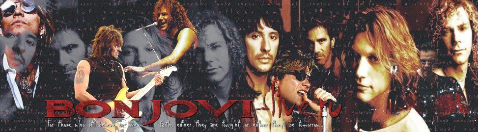 Форум о концертах Bon Jovi